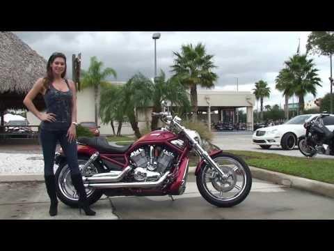Used 2005 Harley Davidson CVO V-Rod Motorcycle for sale