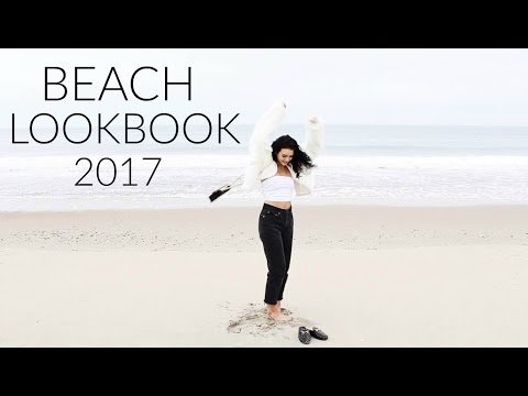 BEACH LOOKBOOK | What i'm rocking this Spring!