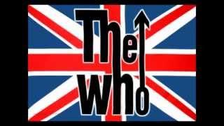 The Who - Athena (+lyrics)