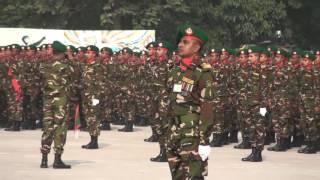 Many disciplined Bangladesh Army বাংলাদেশ সেনাবাহিনী অনেক শৃঙ্খলাবদ্ধ