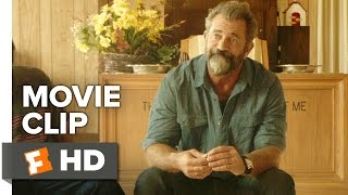 Blood Father Movie CLIP - Church Meeting (2016) - Mel Gibson Movie