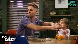 Baby Daddy | Season 6, Episode 2 Sneak Peek: Ben and Emma Eat Late Night Ice Cream | Freeform