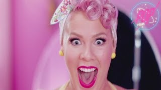 REACCIÓN: P!nk - Beautiful Trauma