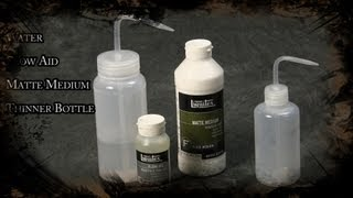 Les' Quick Tip - How to make Airbrush Thinner for Water Based Acrylics