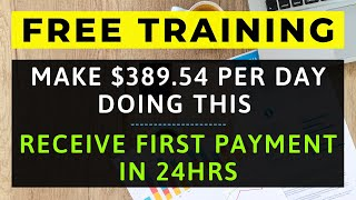 How to make money online fast: FREE step by step guide [NO scams or surveys involved]