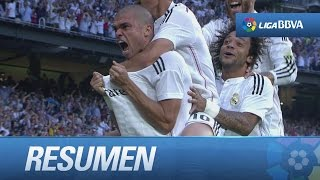 Resumen de Real Madrid (3-1) FC Barcelona - HD
