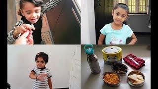 Sunday & Monday Vlog - Carrot Rice - Veg Mayonnaise Sandwich - YUMMY TUMMY VLOG