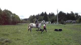 Konjus ratsutamas9 071
