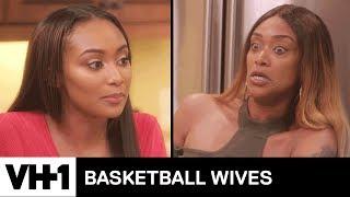 Reggie Shuts Down Tami's Daughter, Lyric 'Sneak Peek' | Basketball Wives