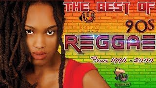 90s Reggae Best of Greatest Hits of 1996 - 2000 Mix by Djeasy