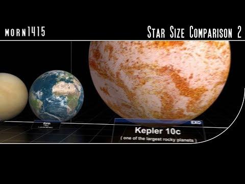 watch Star Size Comparison 2