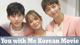 Devon Seron is Now Starring in a Korean Movie (You with Me)