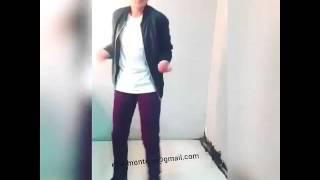 Darren Espanto dancing
