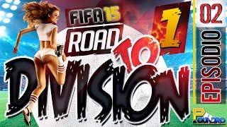 FIFA 15   Road To Division 1 - Pquadro Gamers RTD1 #02 : La Sfida tra Cugini (Ultimate Team)