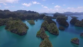 Raja Ampat From Above 2016