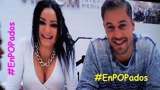 Enlace COMPLETO con ARANTXA y ABRAHAM Conferencia MTV Super Shore desde México #EnPOPados