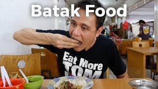 Batak Food - Northern Sumatran Food at Lapo Ni Tondongta Restaurant in Jakarta!