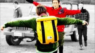 G-Dragon & Top moments G-Top