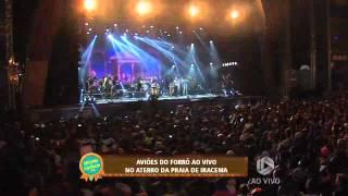 Aviões no São João de Fortaleza 2015 - ao vivo Tv Diário - parte 02