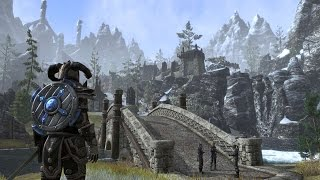 The Elder Scrolls Online Xbox One and PS4 Trailer