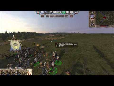 Routing Men of Dunland (TATW 3.2/MOS 1.41)