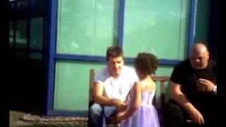 Simon cowell and shanaya