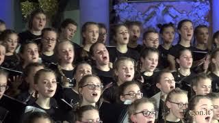 Jungtinio Lietuvos vaikų choro koncertas. 5 dienos pakeitusios Lietuvą