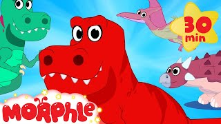 My Toy Dinosaurs - My Magic Pet Morphle Dinosaurs Videos For Kids