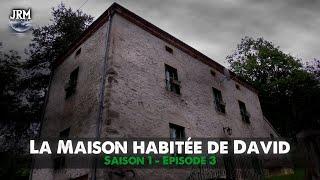 S01 - EP03 : La maison habitée de David (Chasseurs de Fantômes)