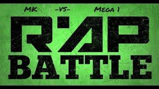 Rap Battle - MK vs Mega 1