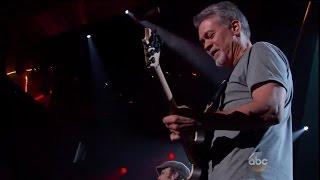 Van Halen on 2015 Billboard Music Awards - Panama