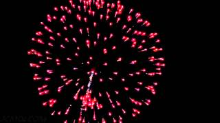Slow Motion Fireworks Castaic 2013 using Casio EX-F1 - 300fps V12999