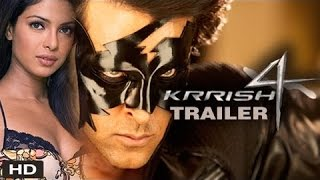 KRRISH 4 Upcoming Movie Hritik Roshan, Priyanka Chopra, Jadu, Alieancs