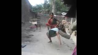 How desi villagers Indian women fighting