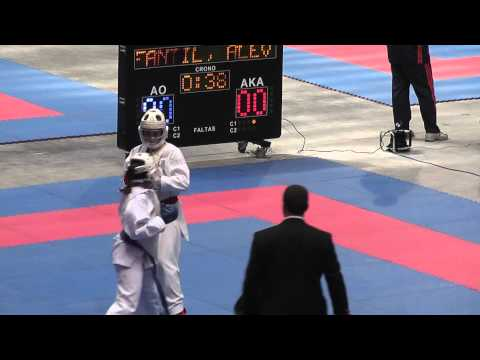 kumite juvenil femenino 50kg