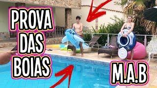 M.A.B - 6° PROVA E DOIS VOLTARAM PRA CASA ?!!(EP.6)