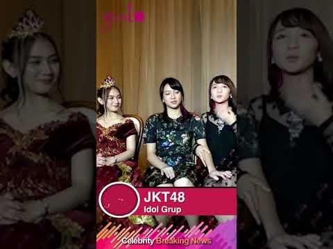 Sebagai Generasi Pertama JKT48, Shania dan Ayana Ingin Meneruskan Perjuangan Kinal dan melody