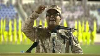 قصيدة الشاعر الرائد / شجاع بن سعيدان أمام صاحب السمو الأمير اللواء ركن تركي بن عبدالله آل سعود