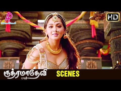 Xxx Mp4 Rudhramadevi Tamil Movie Songs Pournami Poove Song Rana Falls For Anushka 3gp Sex