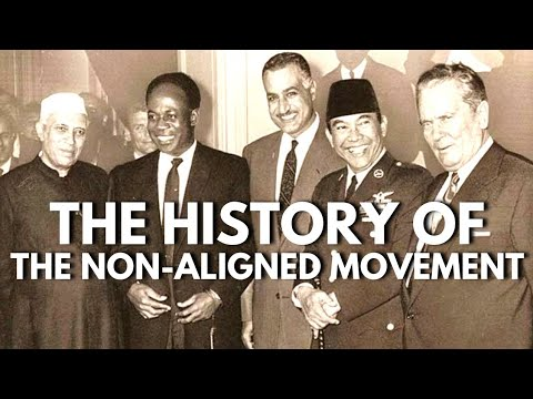 50 Years of Non-Aligned Movement