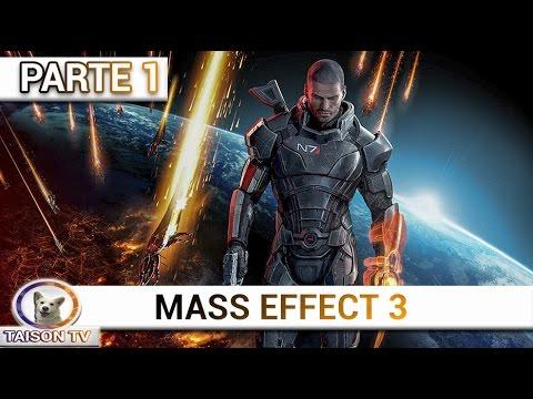 Mass Effect 3 El comienzo. Resucitando un clásico