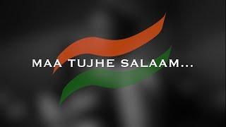 Maa Tujhe Salaam - A.R.Rahman