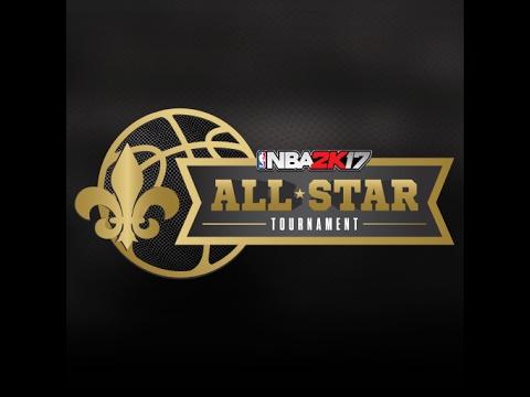 NBA 2K17 All Star Tournament Championship Livestream