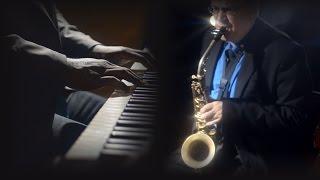 Adele - Hello (Piano, Saxophone Instrumental cover) African vocal Harmonies - Mbandi