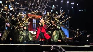 Madonna - Iconic (Intro) - Rebel Heart Tour - Paris, Bercy Arena 09/12/2015