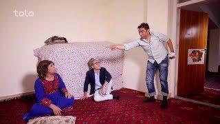 بچه که بی کار است و در خانه همیشه مهمان میاورد - شبکه خنده / Unemployed Son - Shabake Khanda