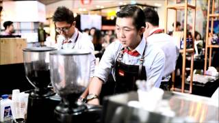 Thai Indy Barista @Central East ville #2016