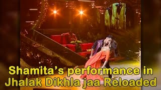 Shmita Shetty's Jhalak Dikhla Jaa Reloaded Technical Rehearsals