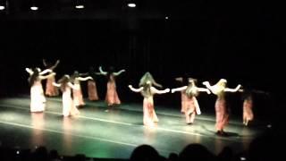 Yousry Sharif ~ Maiada y Ballet Al Mansurath 2011