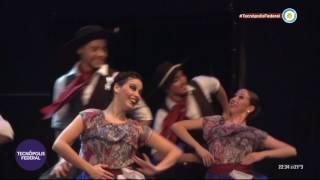 El Ballet de Argentina Baila en Técnopolis Federal Santa Fé y Paraná